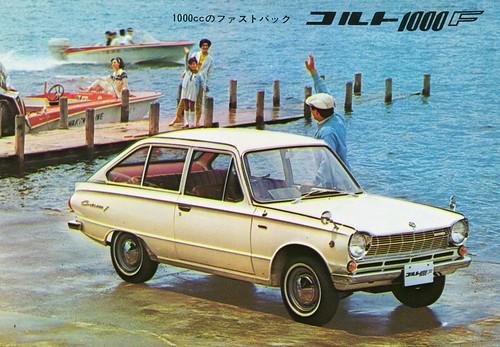 Mitsubishi Colt 1000F