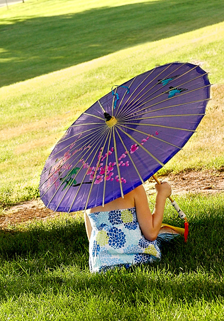 Parasols in the Park