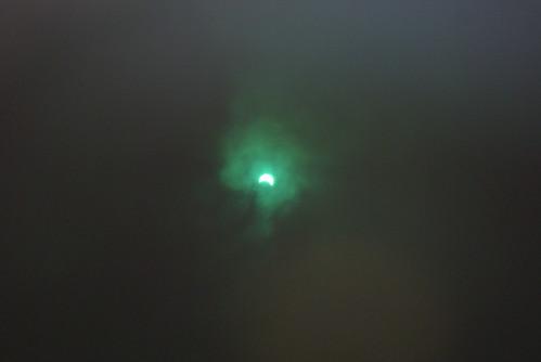 部分日食2009