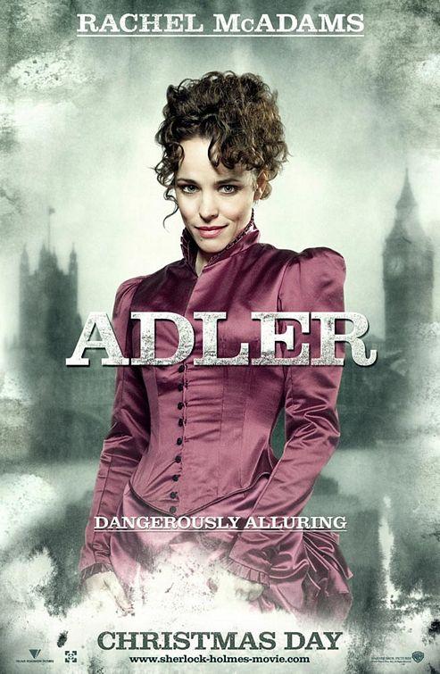 Sherlock Holmes Rachel McAdams