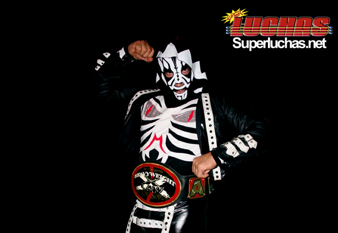 LA Park con el título Heavyweight XLAW / Photo by Alejandro Islas