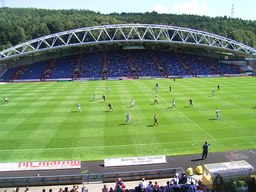 78 - Huddersfield Town FC v Coventry City FC - 0-0 - friendly match