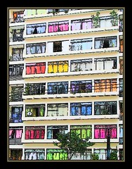 Cortinas    (Curtains) (Corcovadus (Off)) Tags:
