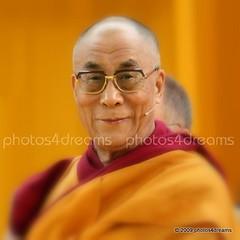 His Holiness the Dalai Lama in Frankfurt (photos4dreams) Tags: frankfurt tibet event tibetan magicmoments photos4dreams photos4dreamz p4d 30072009 hisholynessthedalailama