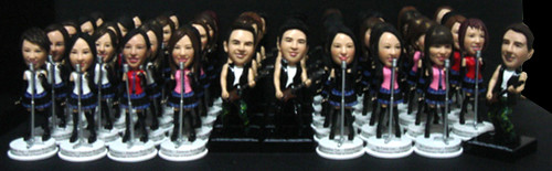 Edelman Custom Male & Female Figurines  (10)
