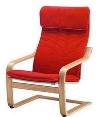 IKEA POÄNG 扶手椅