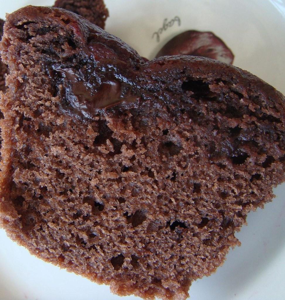 Çikolatalı-Vişneli Muffinler