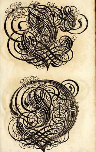 014--Kunstrichtige Schreibart  allerhand Versalie..Paul Frank 1655