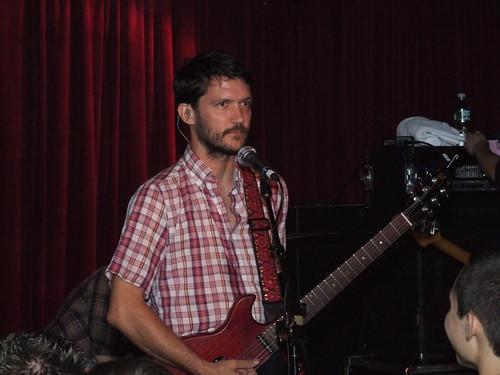 Cursive - Maxwell's, NJ 8/6/09