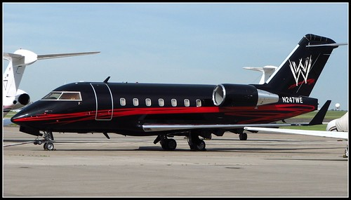 WWE Purchases New $30M Jet