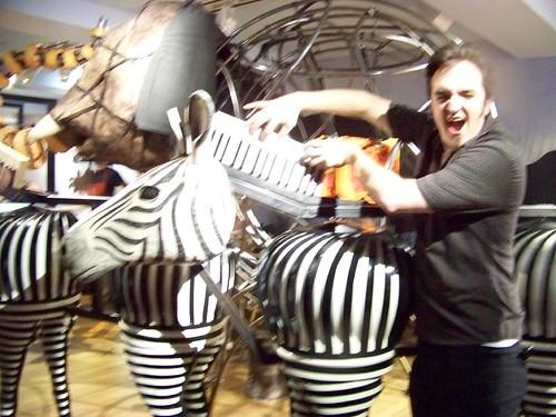 Ryan & the rockin' zebra