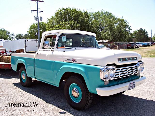 ford truck farm pickup f100 picnik