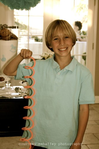 conner & the slinky