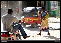 Loss of control - Kilifi (Giovanni Gori) Tags: africa road trip travel vacation holiday danger race mom geotagged nikon crossing traffic control kenya taxi scenic pedestrian racing motorcycle viaggio vacanza d90 kilifi nikkor18200mmf3556gvr africanpeople nikkor18200mmvrii giovannigori