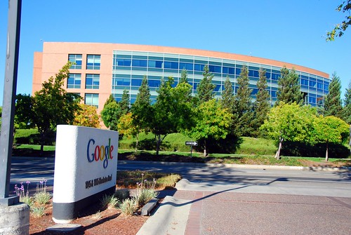 One of the MANY Google Buildings