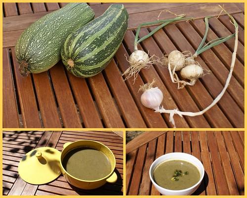 La soupe de l'été