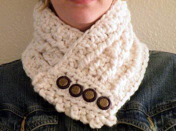 Crochet Free Neck Pattern Warmer Crochet Club
