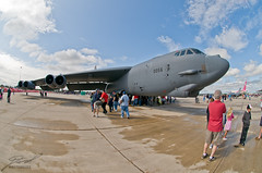 USAF B-52H Stratofortress...Stretched