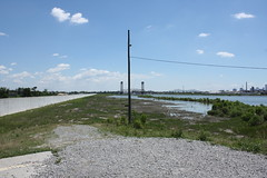 levees (jplant) Tags: neworleans mississippiriver ninthward levees