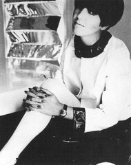 Mary Quant (sheruinsyou) Tags: fashion 1960s maryquant