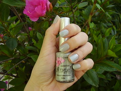 Itlia (Sancion Angel) (Luna (Debs)) Tags: gray nails nailpolish cinza unhas itlia esmalte sancionangel