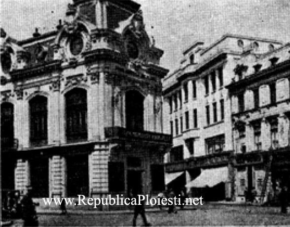 Banca Centrala Ploiesti - 1935