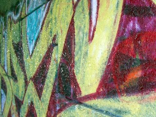 Underpass Graffiti I