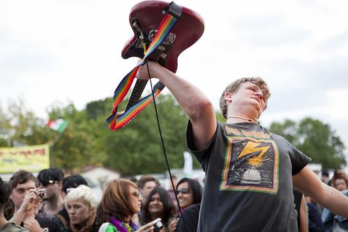 Die! Die! Die! @ Offset Festival