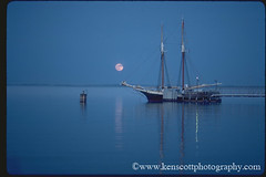 KAScott_3917_74b (Ken Scott) Tags: usa moon michigan full tallship malabar leelanau nearthe45thparallel