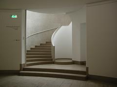 Serene Stairs (Bart van Damme) Tags: light sculpture art up stairs rotterdam escape thenetherlands museumofmodernart badge van boijmans beuningen museumofcontemporaryart boymansvanbeuningen museumboijmansvanbeuningen bartvandamme bartvandammephotography bartvandammefotografie emailbagtvandammegmailcom