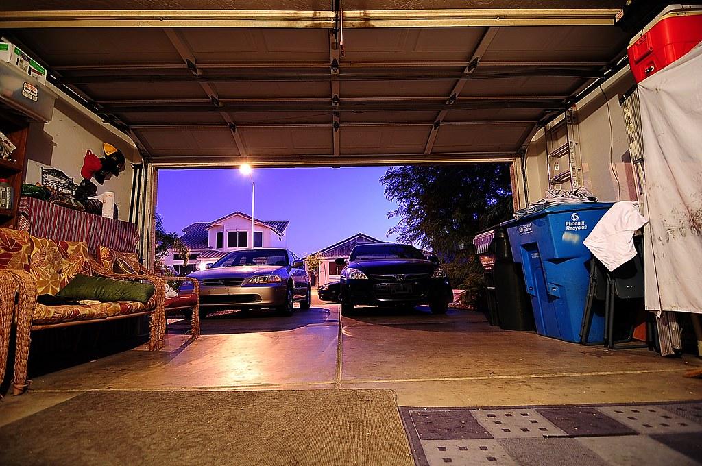 Garage @ 11mm f/2.8