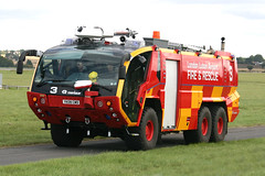 London Luton Airport Fire and Rescue 3 YK08CWD (Howard_Pulling) Tags: red 3 fire airport fireengine panther luton rosenbauer ltn londonlutonairport rosenbauerpanther londonlutonairportfireandrescue