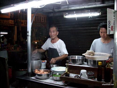 char koay teow, chulia street