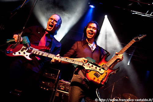 Billy Sheehan - Paul Gilbert