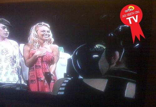 the orbis™ on TV !!!