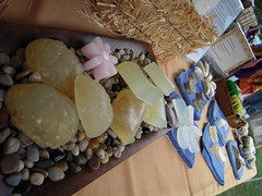 revive (Jennifer Kumar) Tags: festival soap display crafts lavender fair rochester oatmeal rosemary winton aromatherapy vetiver essentialoils handmadesoap alaivanisoap soapdisplay alaivaniseptember2009