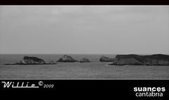 SUANCES (Willie _) Tags: mar willie acantilado rocas cantabria suances cantabrico zgz williezgz