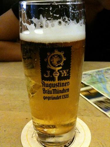 Augstiner Beer