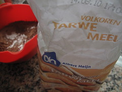 100% Wholewheat, in dutch