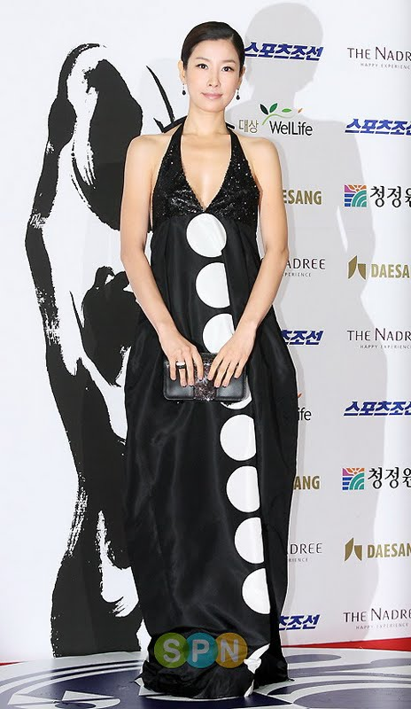 Korea Actress at The 28th Blue Dragon Film Awards - beautiful girls