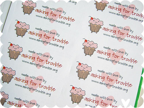 Cakeify Stickers!