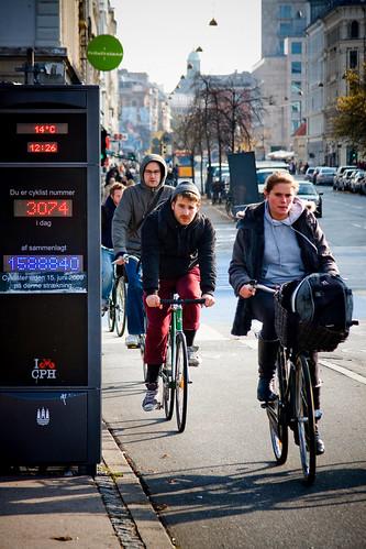 Cyclist 3074a