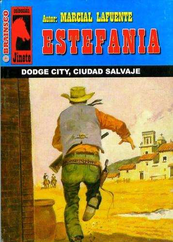 MARCIAL LAFUENTE ESTEFANIA LOTE DE 12 LIBROS DEL OESTE Western Novels en Espanol