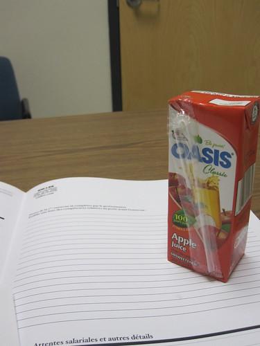 Juice box - free