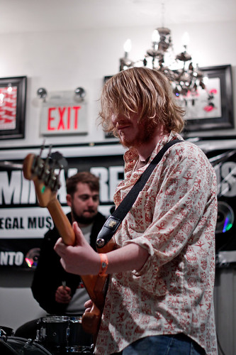 Noah And The Whale—Oct 31, 2009 @ Criminal Records