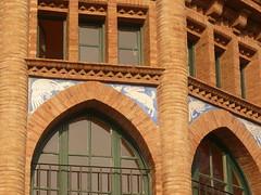 Hospital de Sant Pau (kitanotenshi) Tags: barcelona honeymoon usagi hospitaldesantpau
