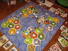 Boardgames - Settlers of Catan