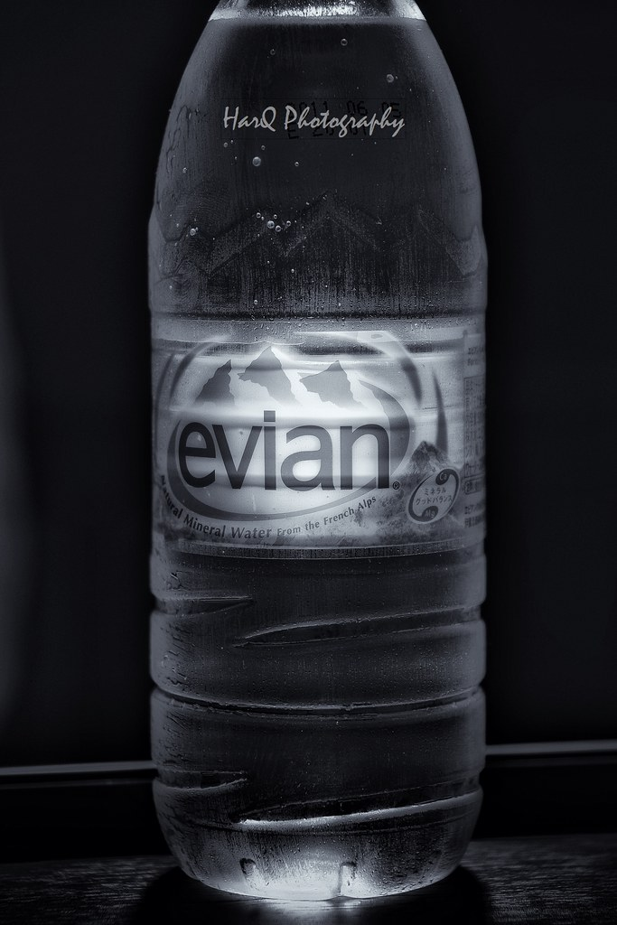 Evian of Today