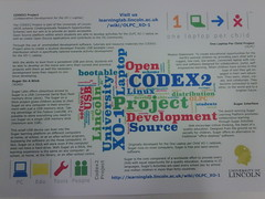 OLPC & Codex2 #bcAfricaUK09