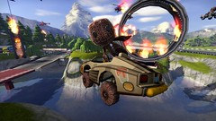ModNation Racers (Sackboy)